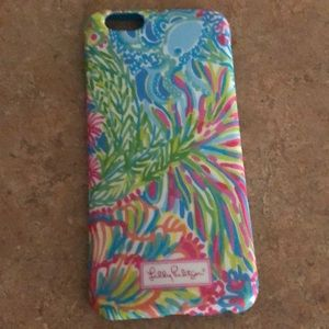 iPhone 6,7,8 Lilly Pulitzer case